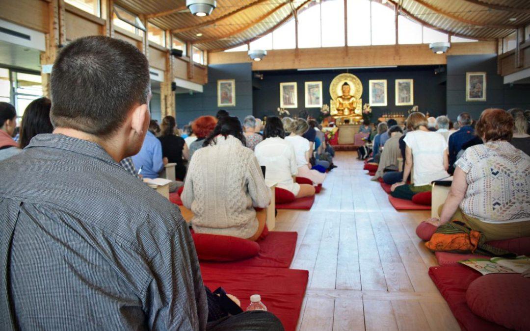 Le bouddhismepour devenir autonome