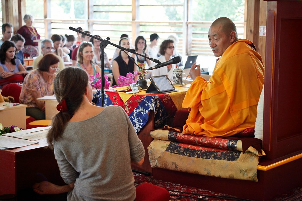 Green Tara Retreat with Lama Nyigyam