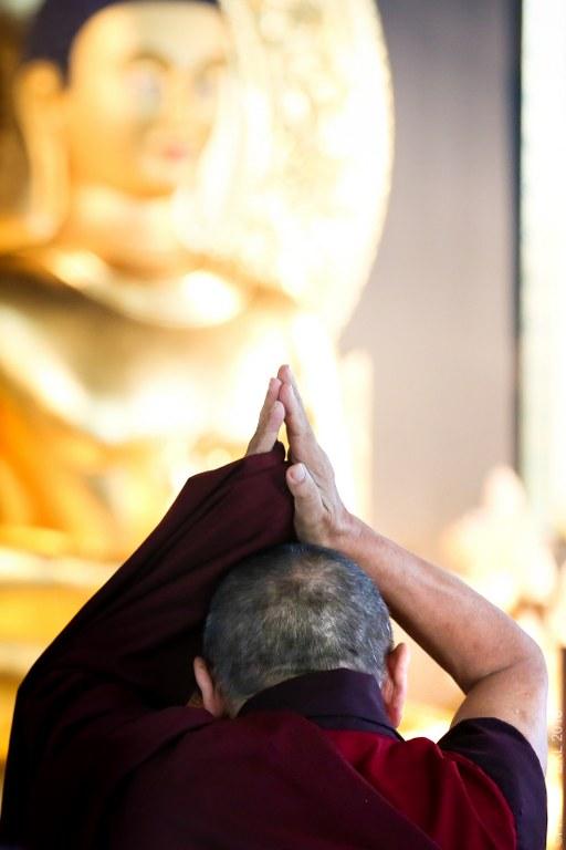 Khenpo Chödrak Rinpoché