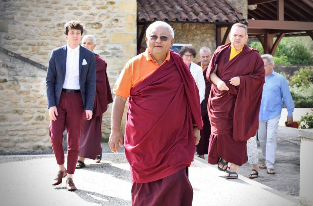 Jigme Rinpoche's Summer Course