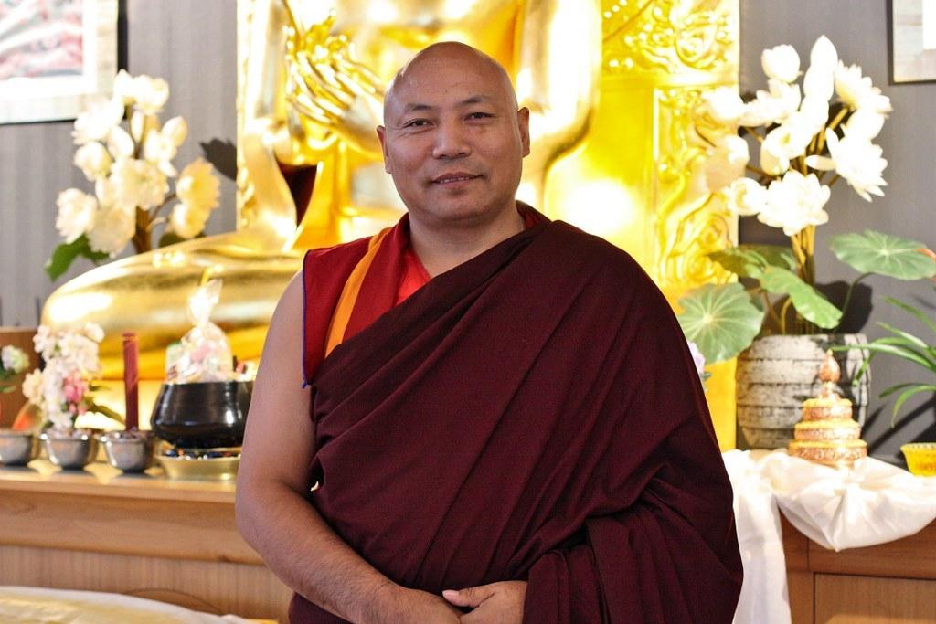Khen Rinpoché Samdup