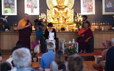 Vidéo reportage du forum «Regard bouddhiste sur l'éducation et la jeunesse»