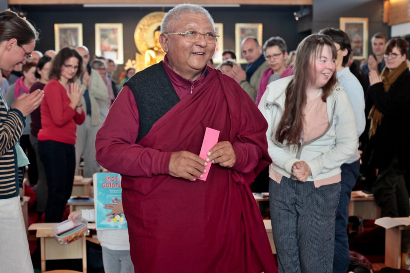 A Teaching within a Teaching – The April teaching with Jigme Rinpoche