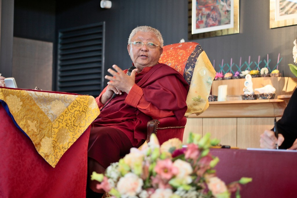 Lama Jigmé Rinpoché