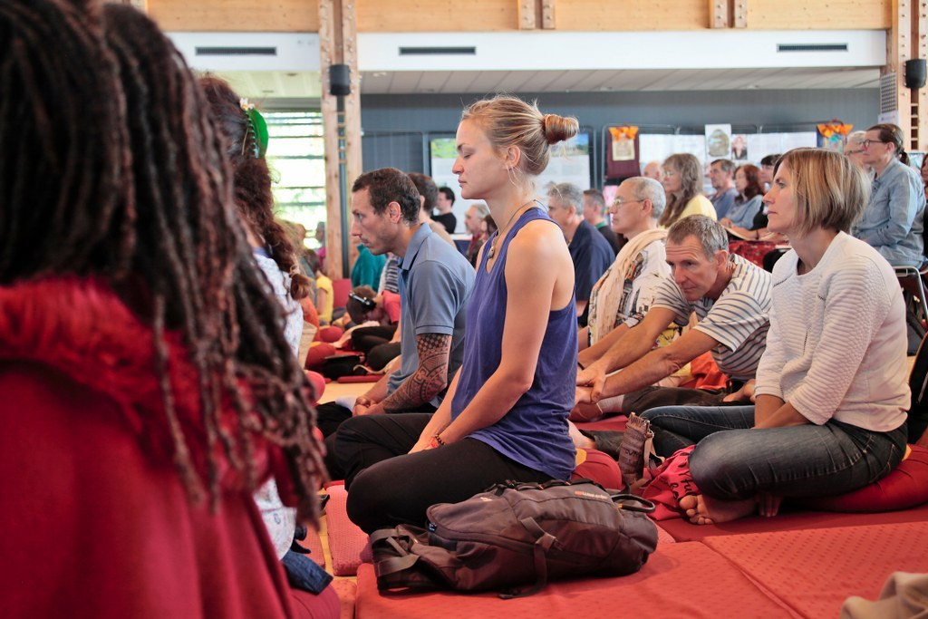 Relaxation, meditation, attachment and compassion