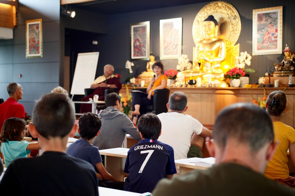 The 4th Forum  « A Buddhist perspective on education and youth »