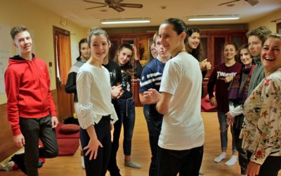 The Teen Course at Dhagpo—Inner Exploration During the Holidays!