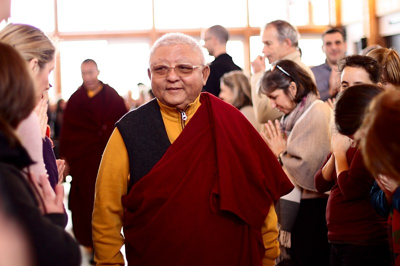 Understanding Liberates – Jigme Rinpoche's December Course